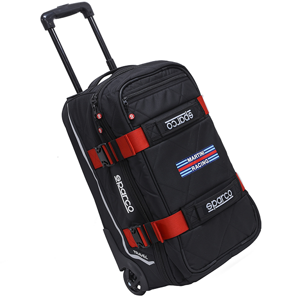 MARTINI RACING Official Trolly Bag-TRAVEL-by SPARCO<br><font size=-1 color=red>03/05到着</font>