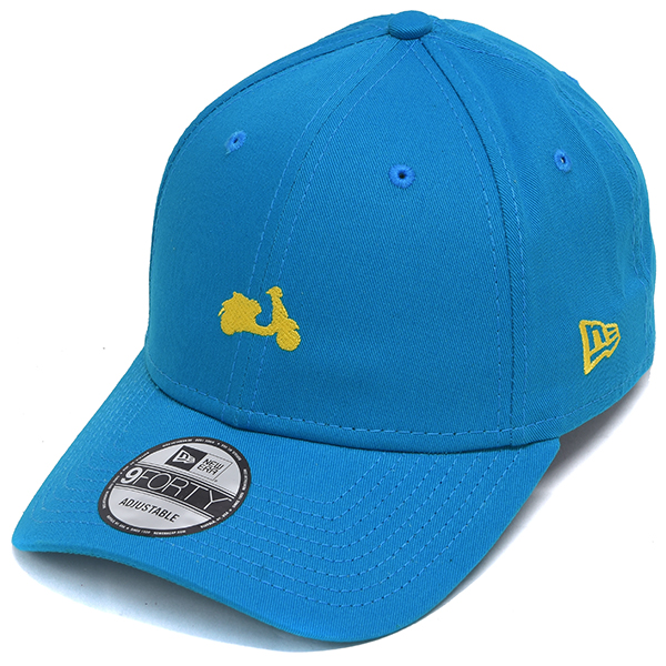 Vespa Official Baseball Cap/Sidel silhouette by NEW ERA