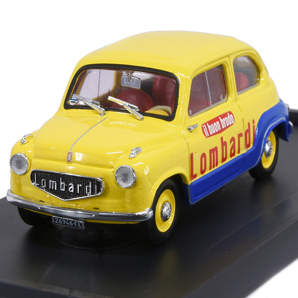 1/43 FIAT600 BRODO LOMBARDI Miniature Model-1960-