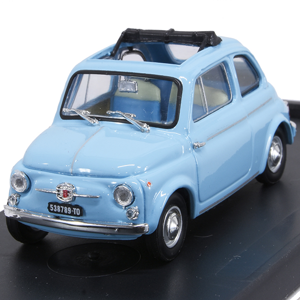 1/43 FIAT500D Pervinca Open-1962-1936-(Blue)