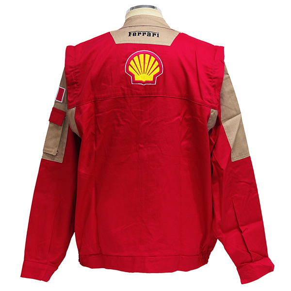 Ferrari SF Factory Mechanic Jacket