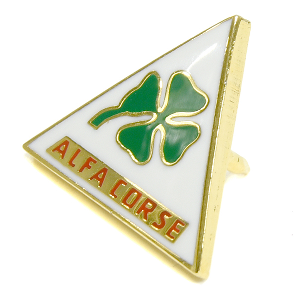 Alfa Romeo (Alfa Corse) Pin Badge