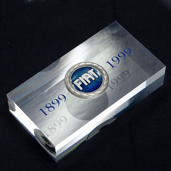 FIAT 100Anni Paper Weight
