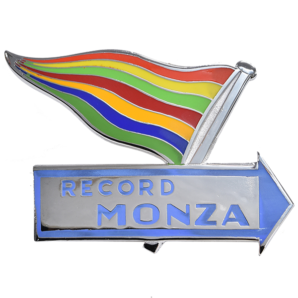 ABARTH RECORD MONZA Emblem(Cloisonne) (Right)