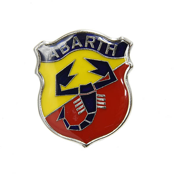 ABARTH Emblem (Small)<br><font size=-1 color=red>11/20到着</font>