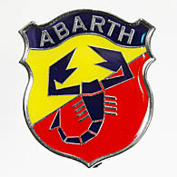 ABARTH Emblem (Large)