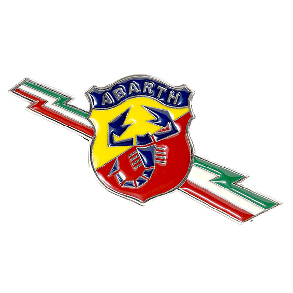 ABARTH Emblem (Flash)<br><font size=-1 color=red>11/20到着</font>