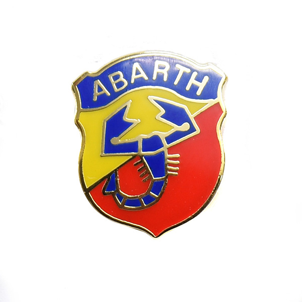 ABARTH Emblem Pin Badge