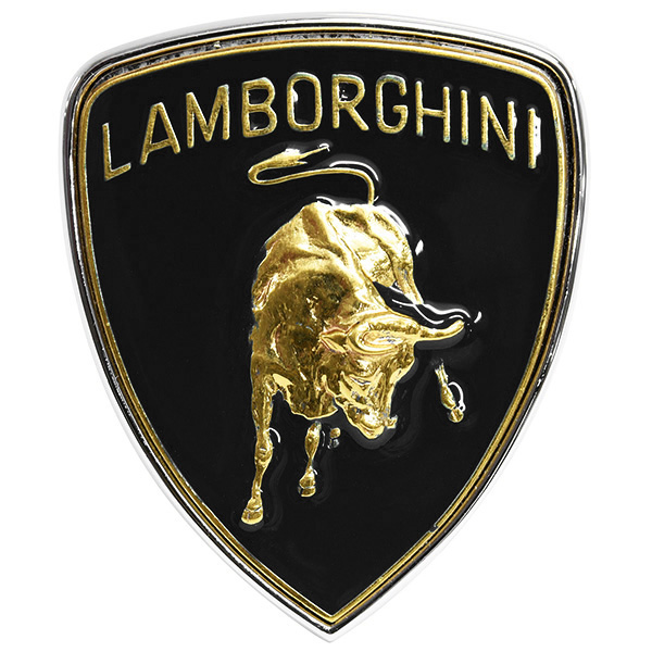 Lamborghini Emblem (for the model after Countach Anniversary)