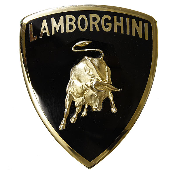 Lamborghini Front Emblem(from Murcielago until Gallardo)