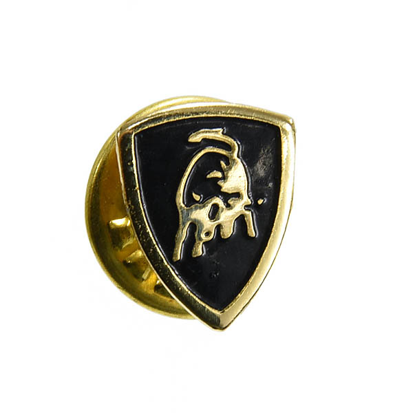 Lamboorghini Emblem Pin Badge