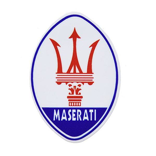 MASERATI Emblem Sticker (Medium)