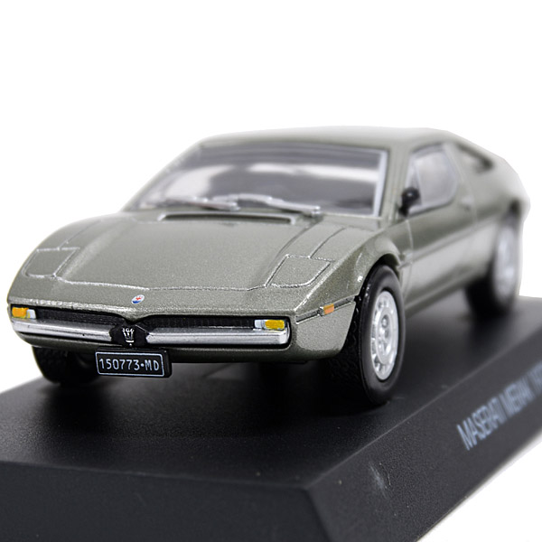 MASERATI Collection N.20 MERAK 1972ミニチュアモデル
