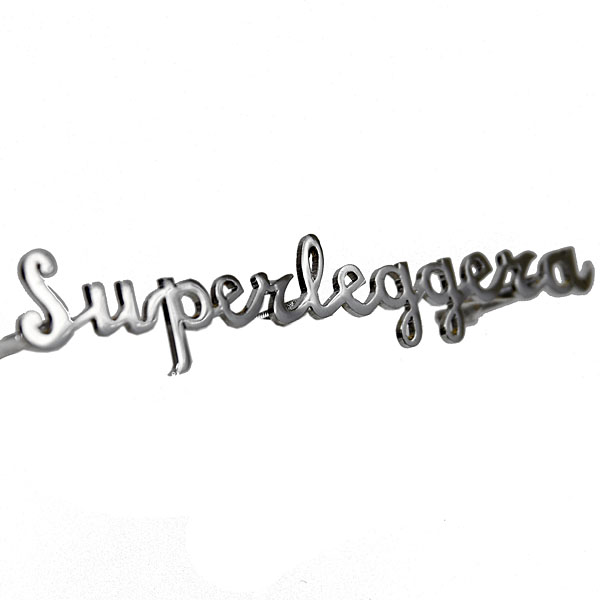 TOURING Superleggera Logo Script90mm