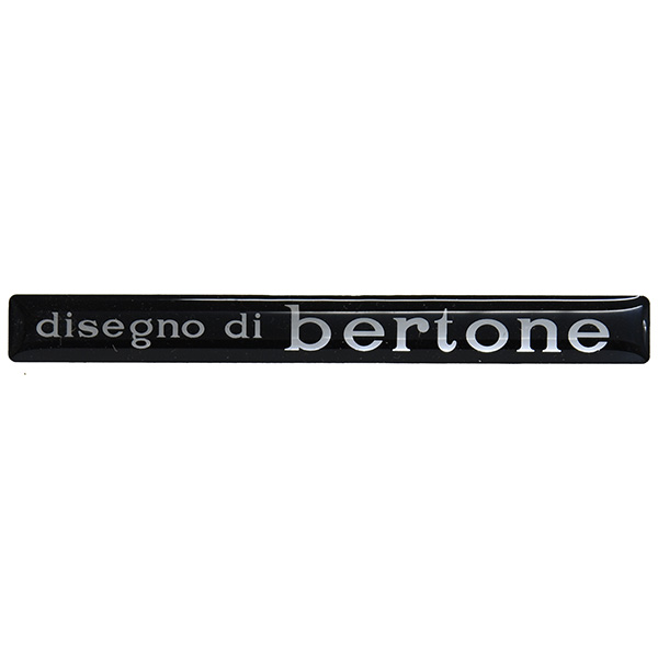 BERTONE 3D Sticker