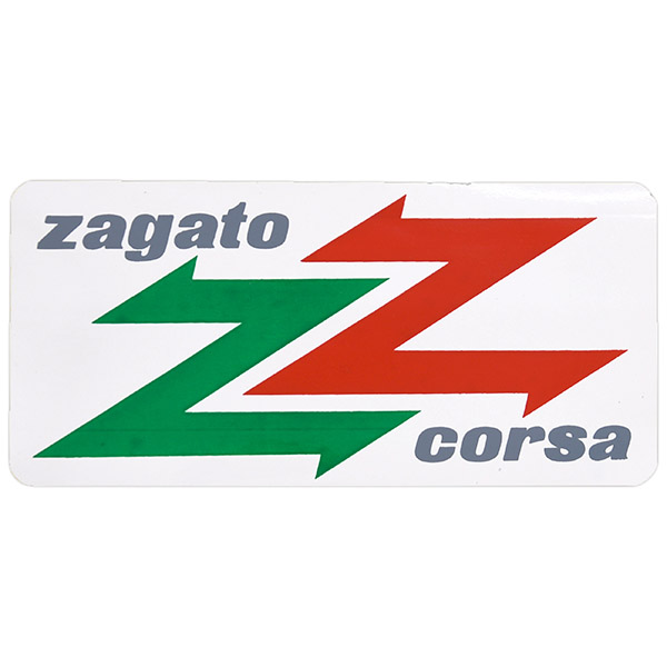 ZAGATO CAR CLUB ITALIA Sticker