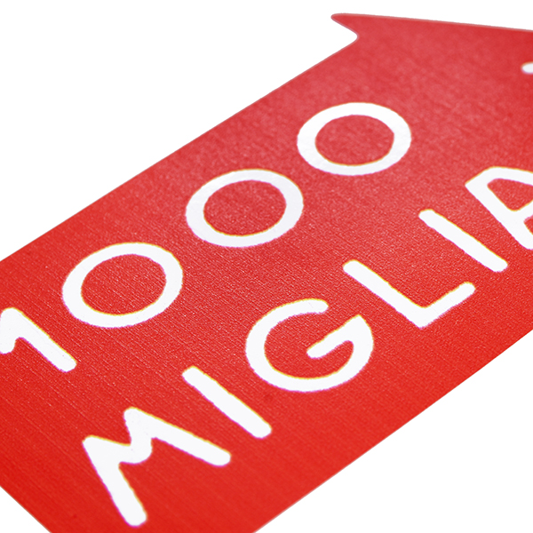 1000 MIGLIA Official Sticker M