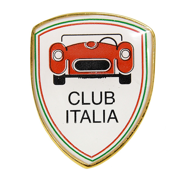CLUB ITALIA Pin Badge