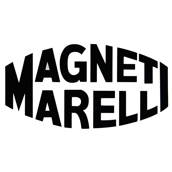 MAGNETI MARELLI STICKER<br><font size=-1 color=red>05/22到着</font>