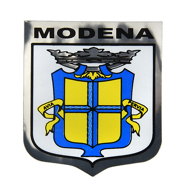 City Symbol Modena Sticker
