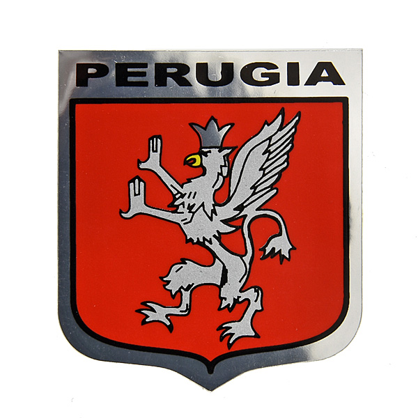 City Symbol Perugia Sticker