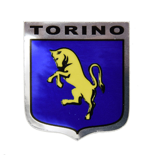 City Symbol Torino Sticker