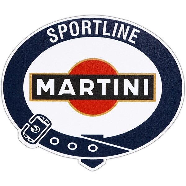 MARTINI SPORTLINE Sticker