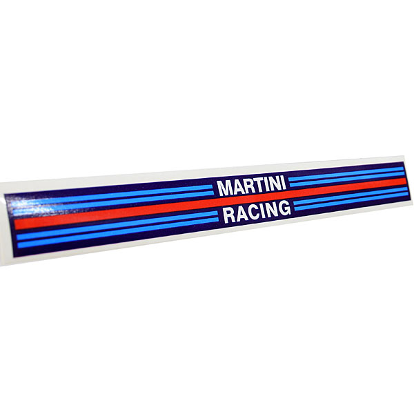 MARTINI RACING Helmet Visor Sticker