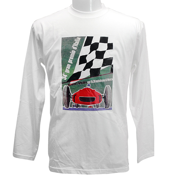 34th MONZA ITALIA G.P. T-shirts (Long Sleeves)