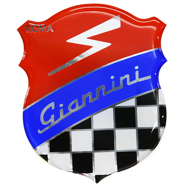 GIANNINI Emblem 3D Sticker