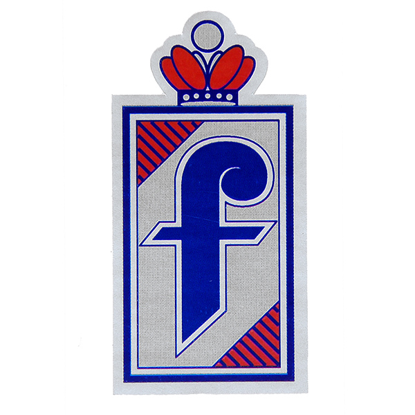 Pininfarina Emblem Sticker Type B