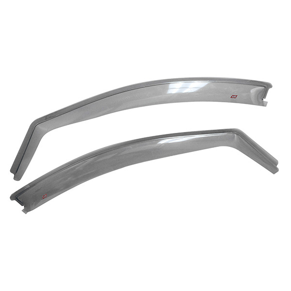 FIAT New Panda Side Window Deflectors
