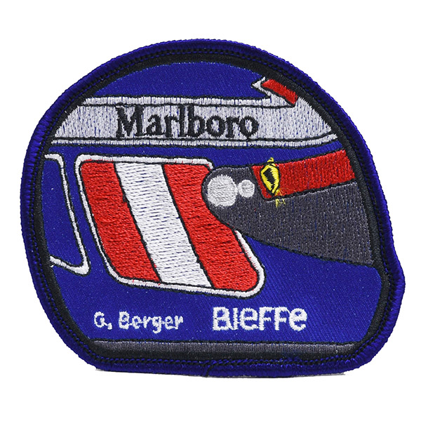 G.BERGER Helmet Shaped Patch