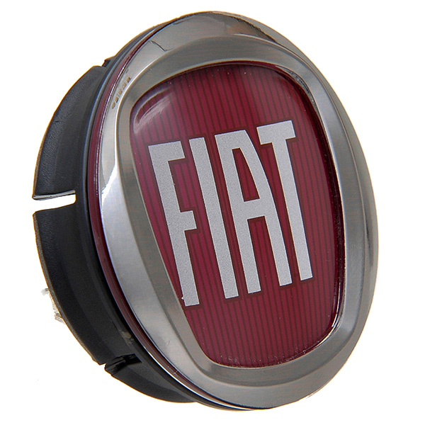 FIAT New Emblem Wheel Center Cap