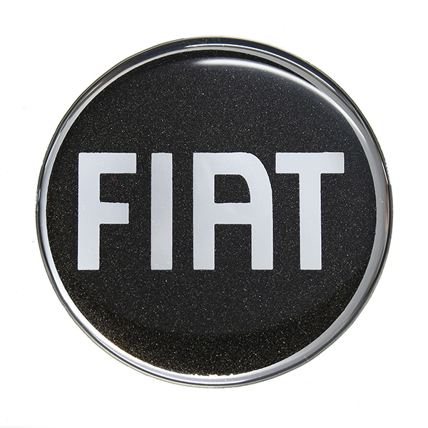FIAT Logo 3D Sticker