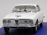 1/43 Alfa Romeo 2600 Sprint 1962 Miniature Model