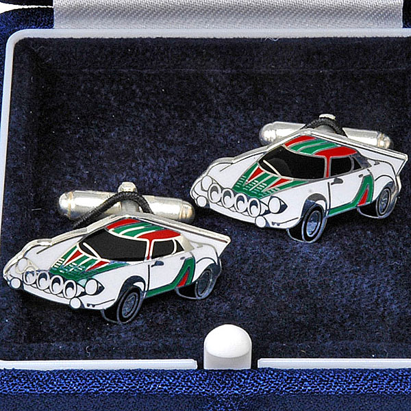 BERTONE 95th LANCIA STRATOS Cuff (Sterling Silver)