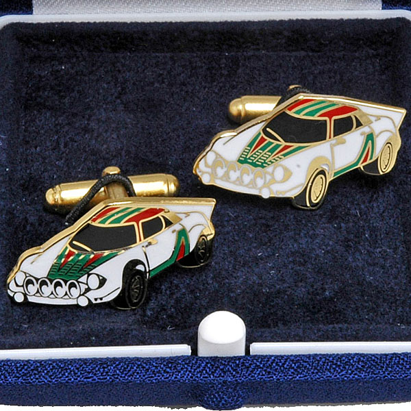BERTONE 95th LANCIA STRATOS cuffs(Sterling Silver/K18)