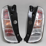 LANCIA Ypsilon(2nd) White Tail Lenz Set