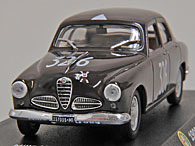 1/43 Alfa Romeo Collection N.56  1900 T.I.  1951年ミニチュアモデル