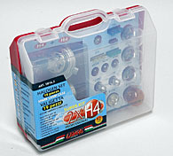 Spare bulbs&Fuse Set(H4)