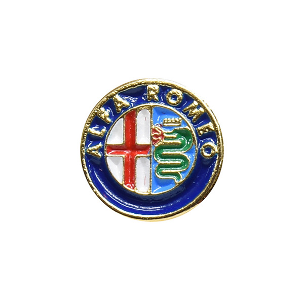 Alfa Romeo Emblem Pin Badge (10mm)