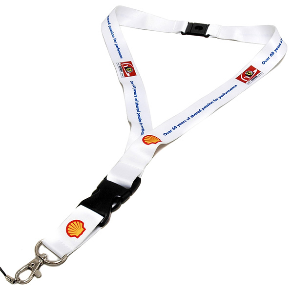 Ferrari 60anni Neck Strap by Shell
