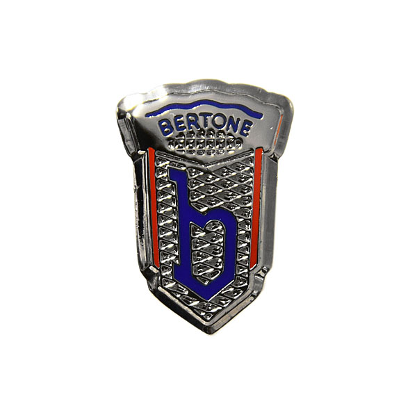 BERTONE Emblem Pin Badge