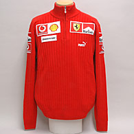 Scuderia Ferrari 2006 Cashmere Sweater for M.Schumacher