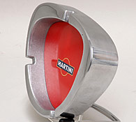 MARTINI Aluminium Ashtray