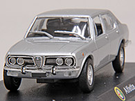 1/43 Alfa Romeo Collection N.75 Alfetta 1972年ミニチュアモデル