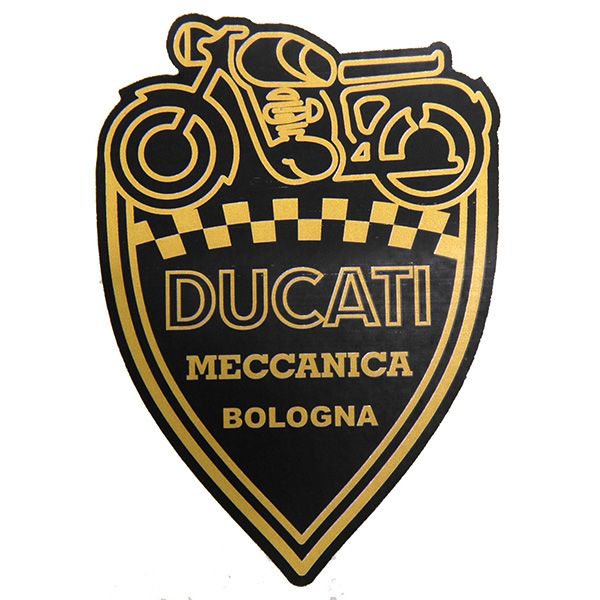 DUCATI MECCANICA Sticker (Large)