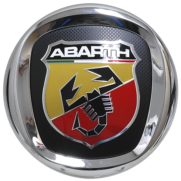 FIAT NEW ABARTH EMBLEM (FRONT)