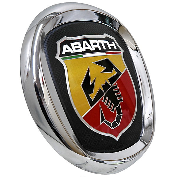 FIAT NEW ABARTH EMBLEM (REAR)